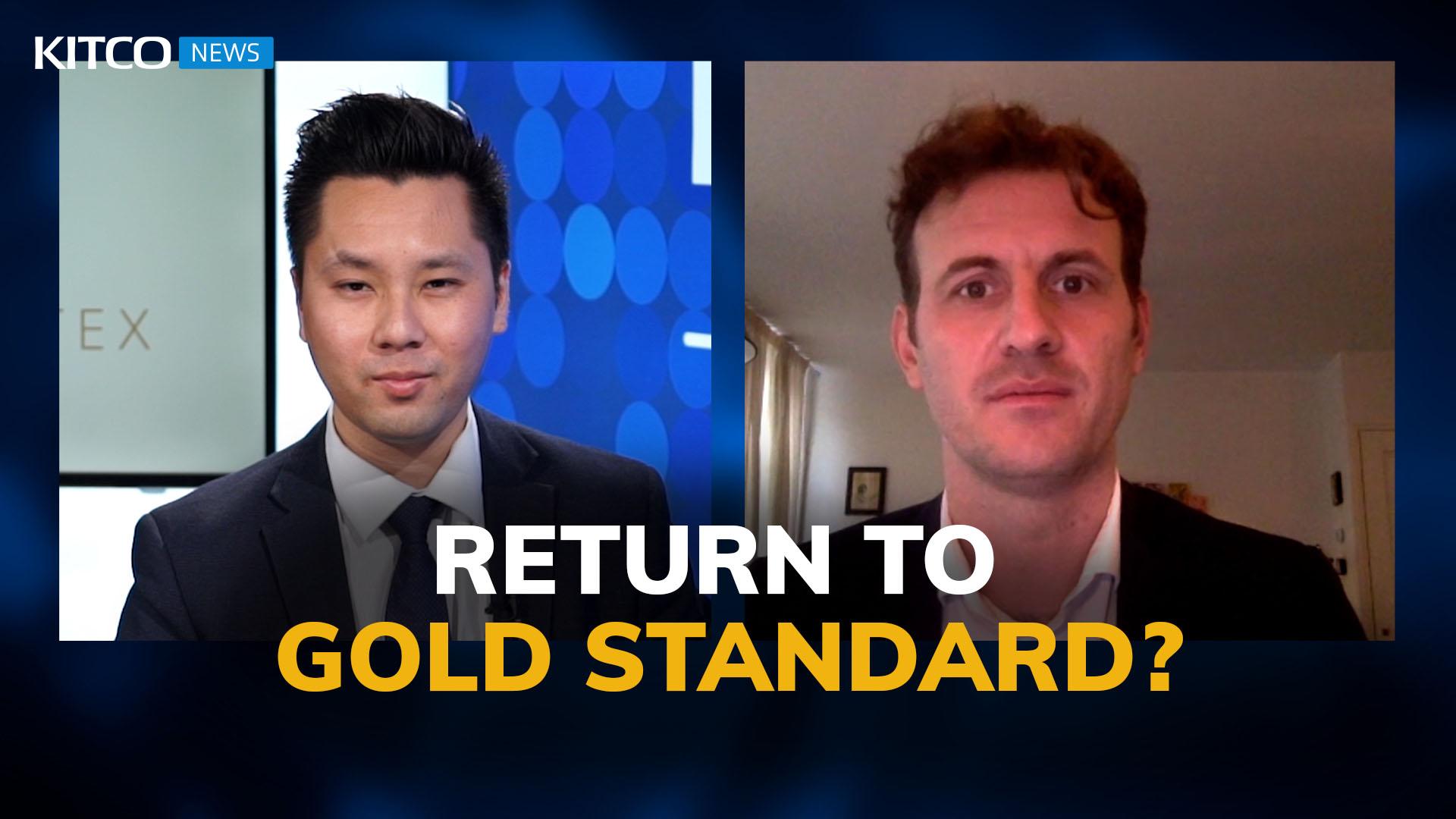 A new gold standard is coming, brace for 'monetary reset' - Jan Nieuwenhuijs