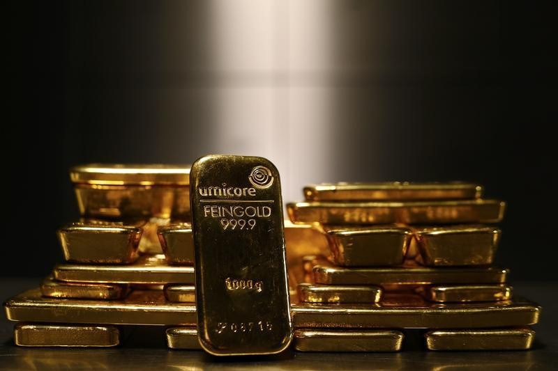 Gold Up, Poised for $1,900, on US Election Jitters, New Stimulus Hope