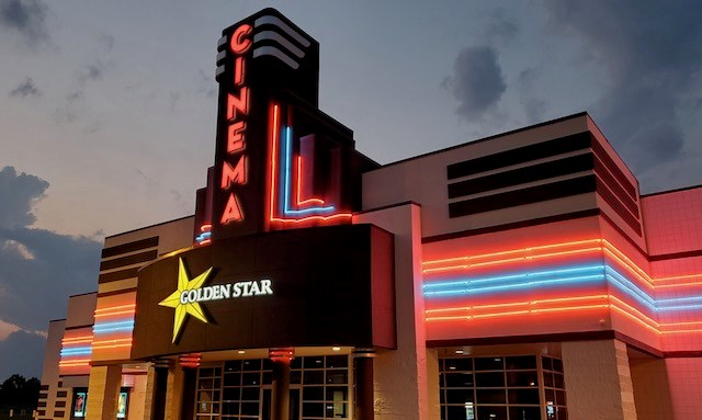 After $2.5M makeover, Golden Star opens luxury theater in Austintown