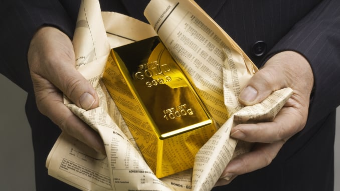 Gold prices gain some ground on stimulus hopes