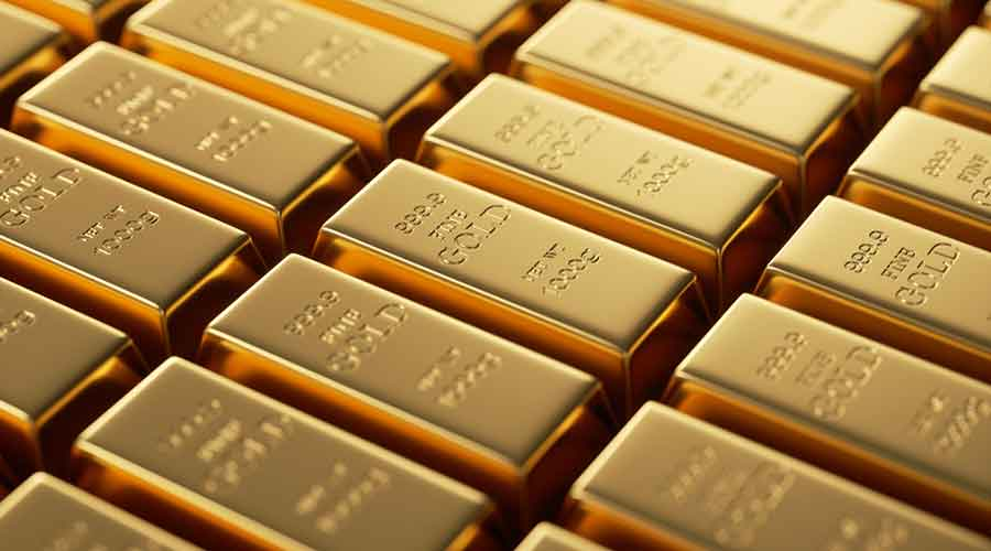 Gold has touched an all-time high
