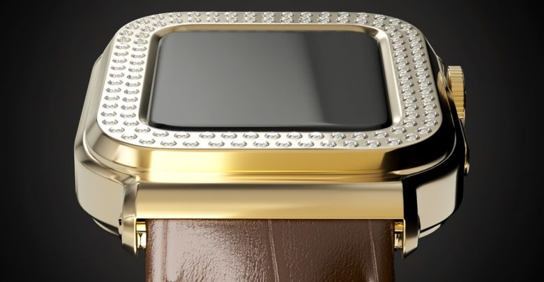 Gold and diamonds! Caviar Lana limited editions of Apple Watch for prices over R $ 200,000
