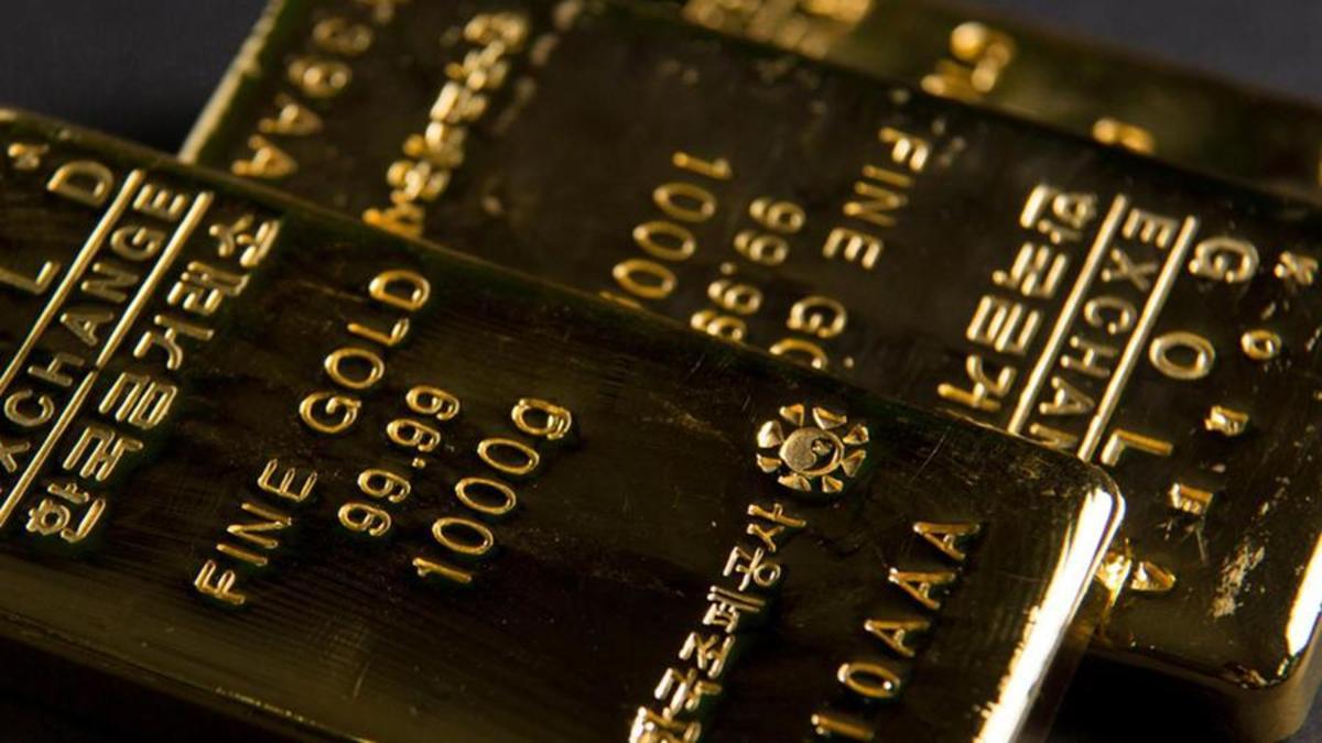 A Contrarian Analysis of Gold's Big Drop