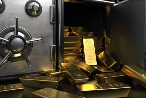10 Top Central Bank Gold Holdings