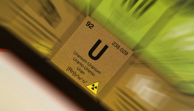 U.S. Firm Ready to Produce, 'Support National Uranium Reserve'