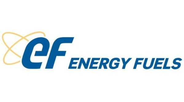 Energy Fuels and Team from Penn State University Awarded Additional $1.75 Million by U.S. Department of Energy for Rare Earth Feasibility Study
