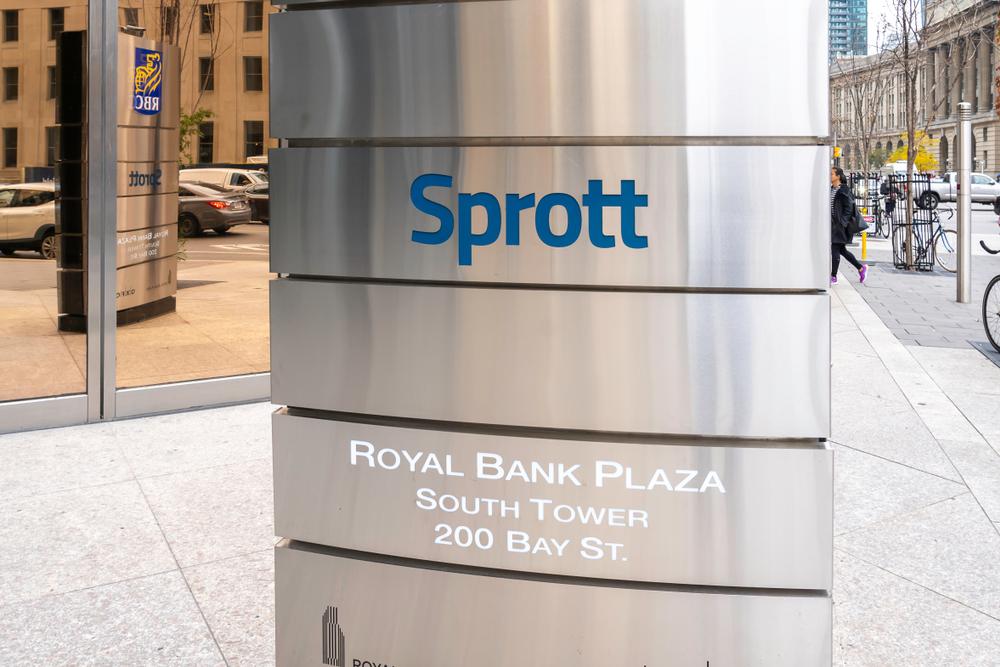 Sprott Acquires Physical Uranium Fund as Uranium Bear Market Ends