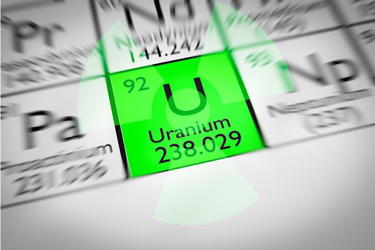 SRUUF: The Explosive Uranium Squeeze