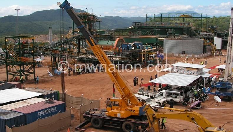 Firm upbeat on Kayelekera Uranium Mine, outlines plans